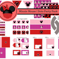 Free Minnie Mouse Printable