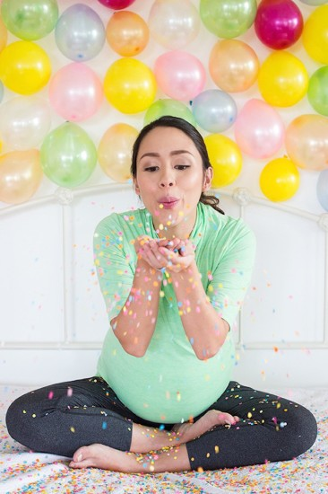 Confetti & Sprinkles Baby Shower decor