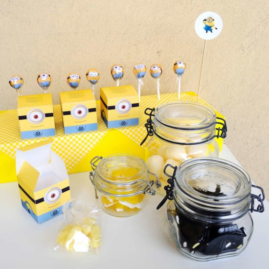 Girl Minion Baby Shower Baby Shower Ideas Themes Games