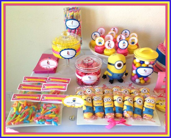 despicable me baby shower baby shower ideas themes games