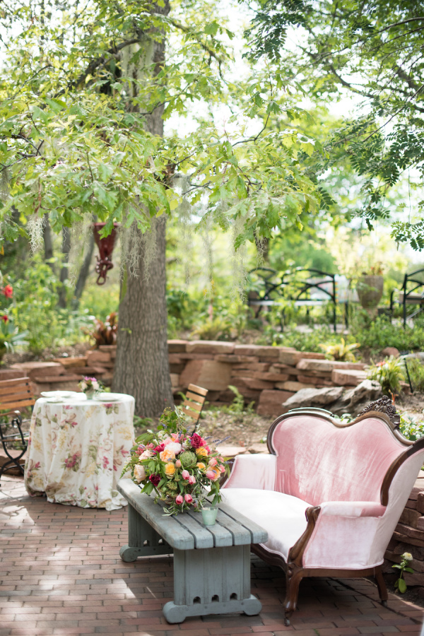 outdoor Garden Baby Shower seating area - Baby Shower Ideas - Themes ...