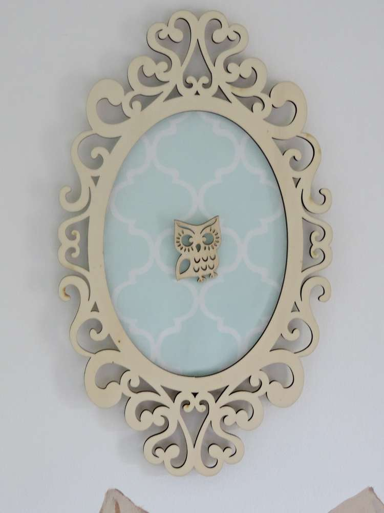 Welcome home owl baby shower decor baby shower ideas for Welcome home baby shower decorations