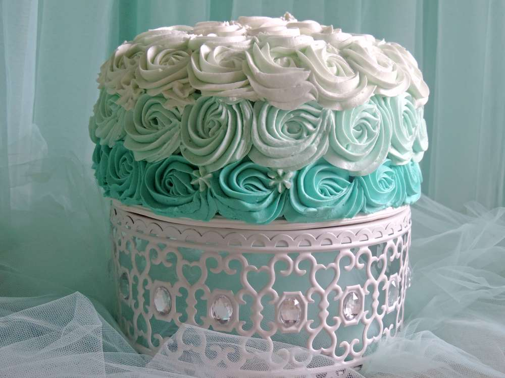 Welcome Home Owl Baby Shower Ideas Ombre Cake Baby Shower Ideas