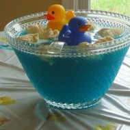 Baby Shower Punch Drinks