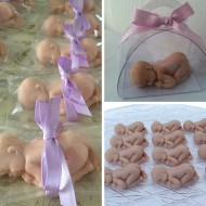 baby soap favors