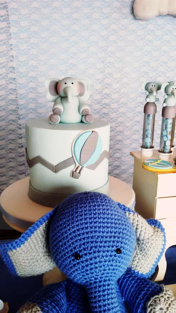 little elephant baby shower baby shower ideas themes games. Black Bedroom Furniture Sets. Home Design Ideas
