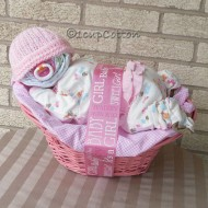 napping baby basket