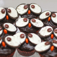 owl-baby-shower-food-idea-cupcakes