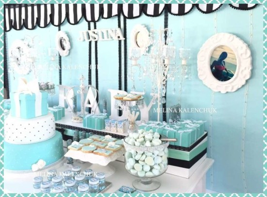 tiffany baby shower baby shower ideas themes games