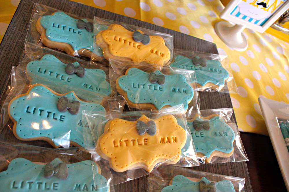 Little Man Baby Shower Baby Shower Ideas Themes Games