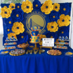 Golden State Warriors MVP Baby Shower
