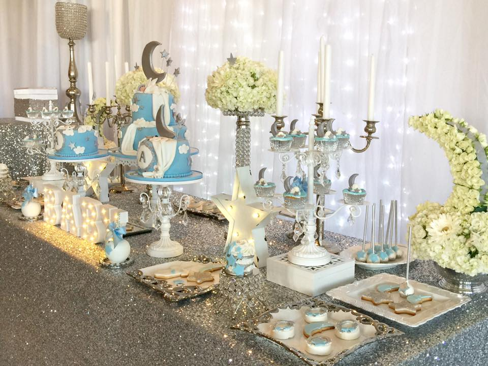 ... Elegant Twinkle Twinkle Little Star Dessert Table Decor ...