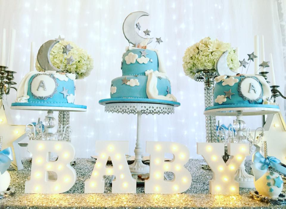 Baby Shower Themes Twinkle Twinkle Little Star ~ Elegant twinkle little star baby shower ideas