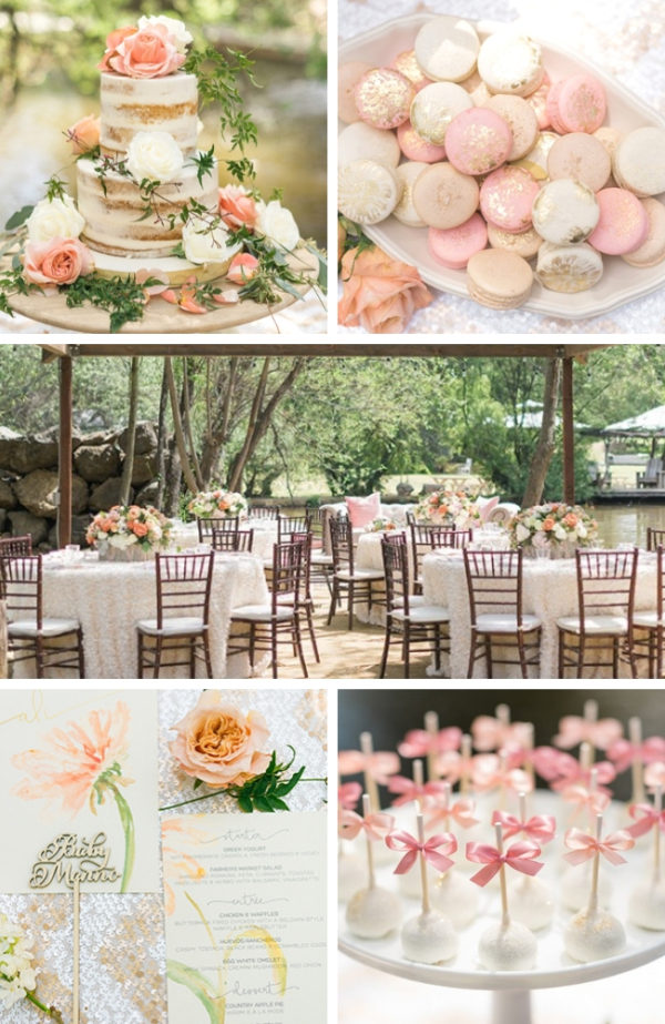 Floral Chic Outdoor Baby Shower