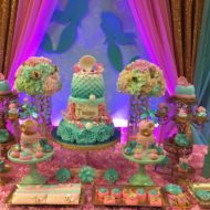 Mythical-Mermaid-Baby-Shower-Treat-Table