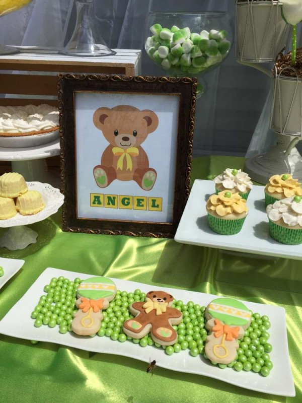Sweet Teddy Bears Baby Shower Baby Shower Ideas Themes