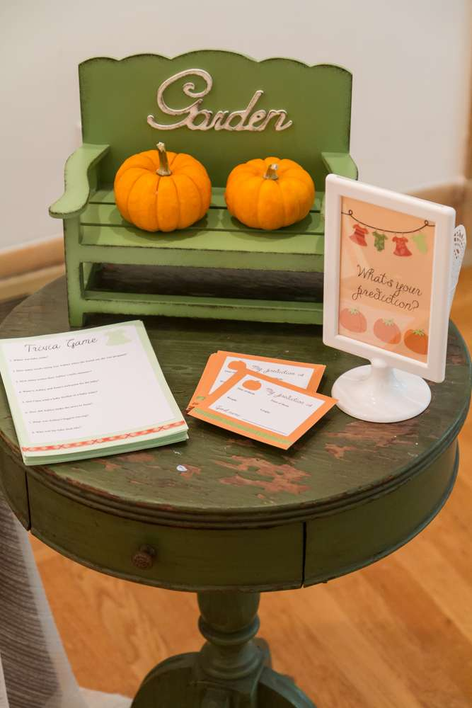festive little pumpkin baby shower baby shower ideas themes