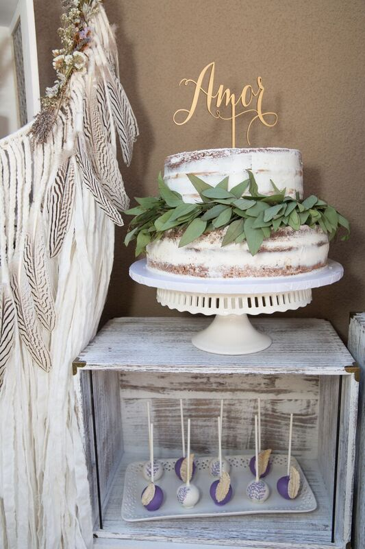 French Country Bridal Shower - Bridal Shower Ideas - Themes