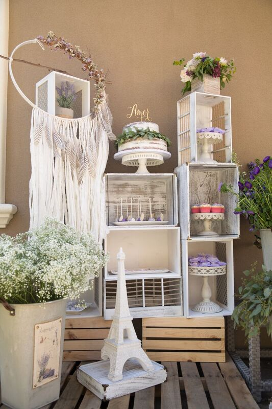 french country bridal shower - bridal shower ideas