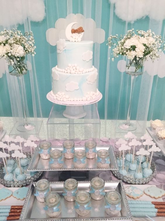 heaven sent baby shower baby shower ideas themes games
