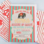 Classic Circus Baby Shower