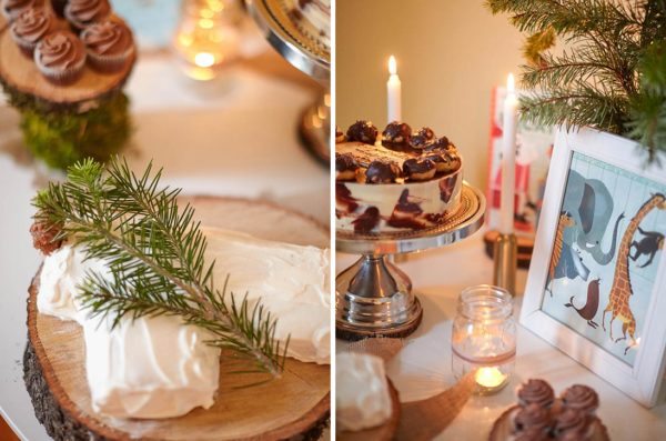 Whimsical Woodland Coed Baby Shower Baby Shower Ideas