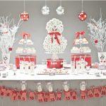Christmas Baby Shower Ideas