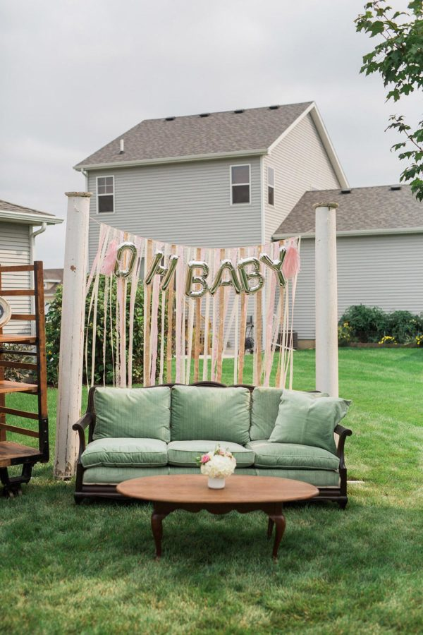 charming backyard baby q shower baby shower ideas themes games