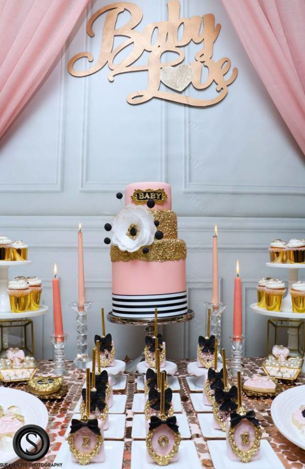 glamourous-baby-love-shower-cake