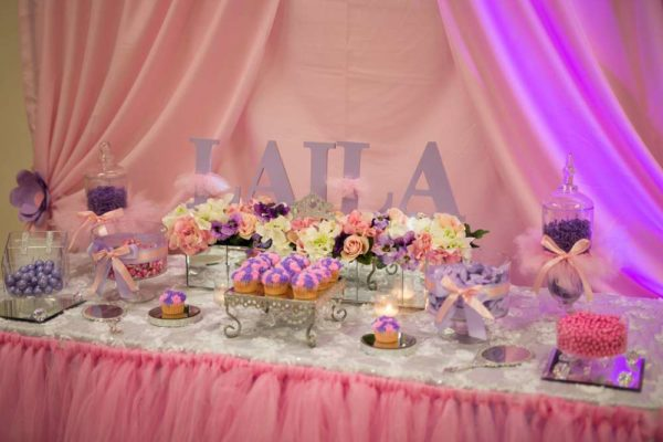 pink-tutu-princess-shower-dessert-table