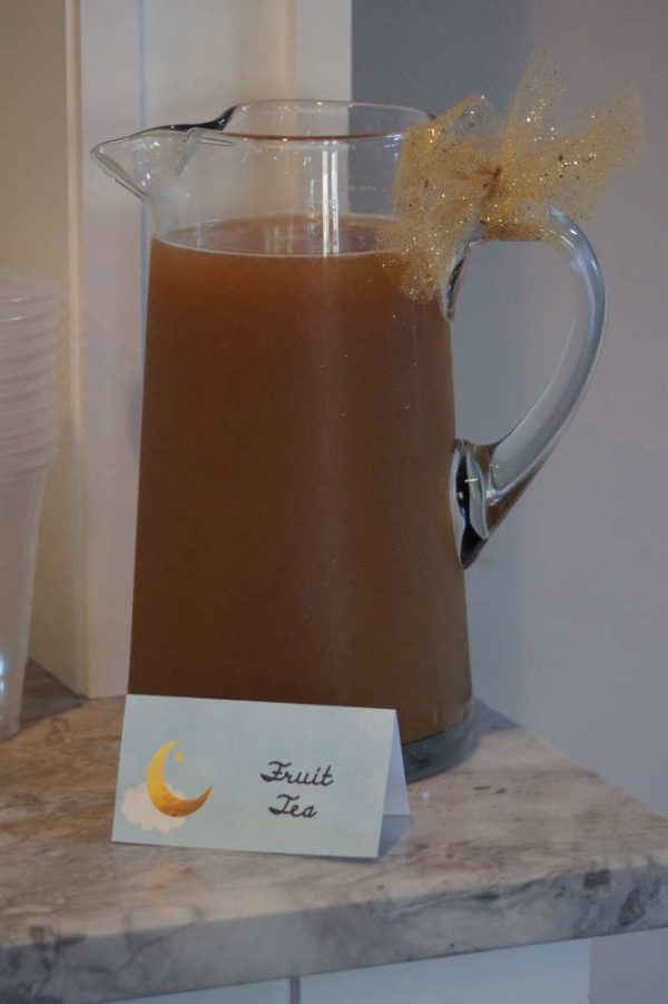 shimmering-twinkle-twinkle-baby-shower-fruit-tea