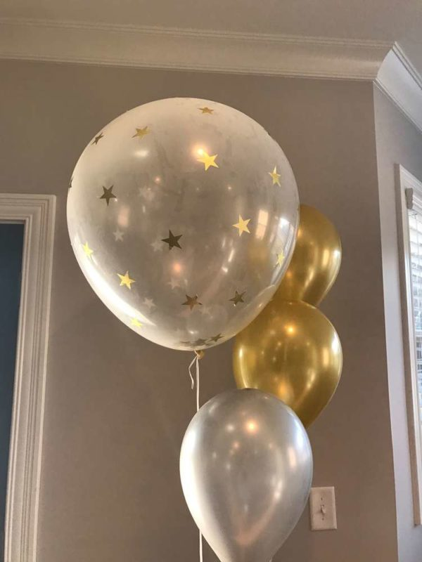 shimmering-twinkle-twinkle-baby-shower-golden-balloons