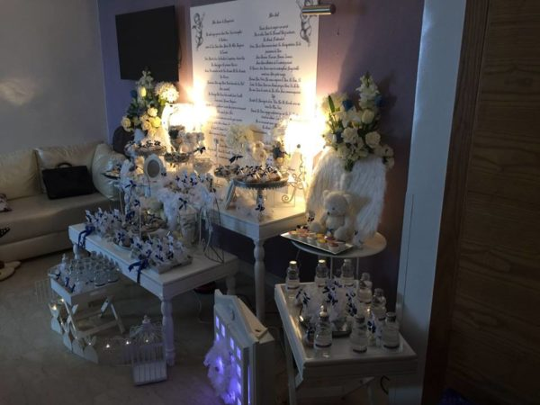 angelic-royal-blue-newborn-baby-shower-treat-table