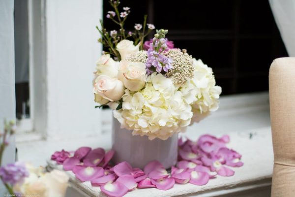 chic-floral-garden-baby-shower-small-bouquet