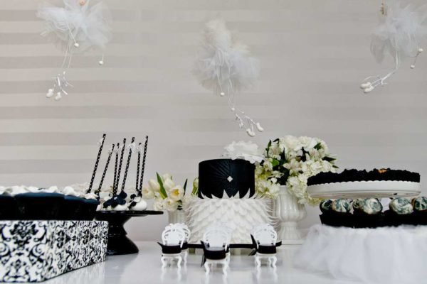 sophisticated-swan-lake-baby-shower-cake