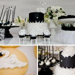 Sophisticated Swan Lake Baby Shower