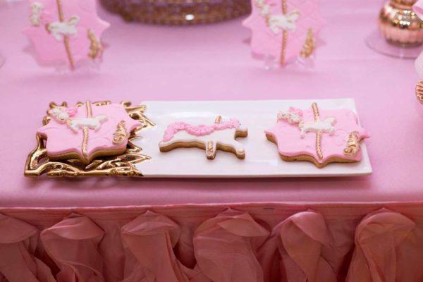 carousel-in-pink-baby-shower-sugar-cookies
