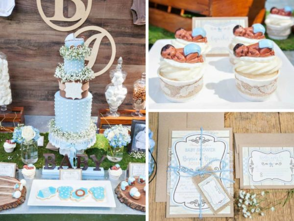 Amazing This Whimsical Bottles And Burlap Baby Shower Was Full Of Delightful  Touches That Made It A Timeless Event. With The Fabulous Skill Of Style  House Events ...