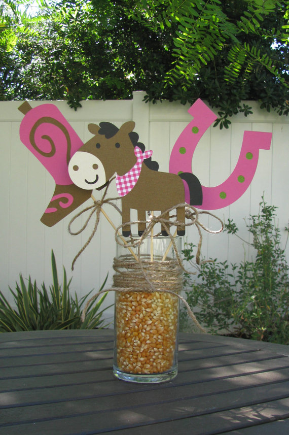 Cowgirl Baby Shower Decoration Ideas Baby Shower Ideas