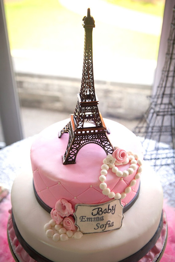 Paris Baby Shower Decorations And Party Favors Baby Shower Ideas