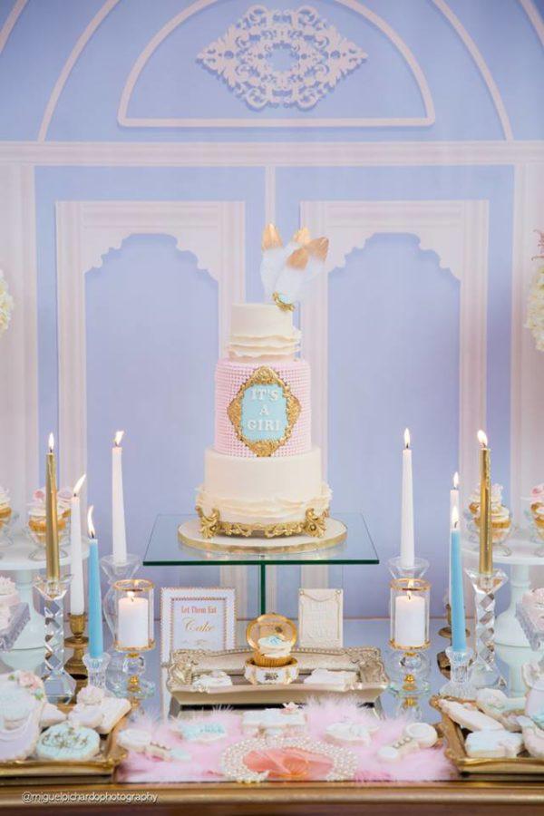 elegant-marie-antoinette-baby-shower-snack-table