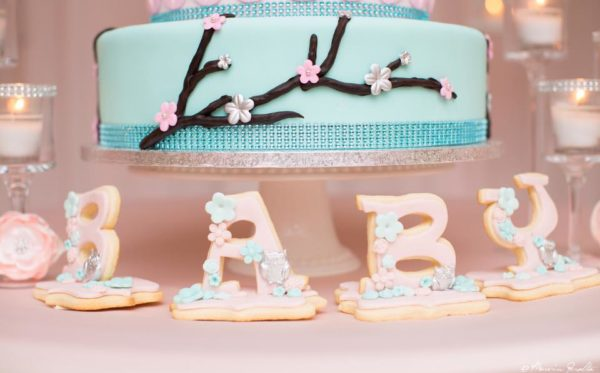 peach-and-blue-owl-baby-shower-cookie-letters