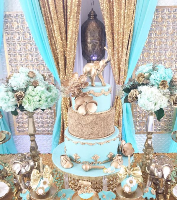 Regal Elephant Shower Baby Shower Ideas Themes Games