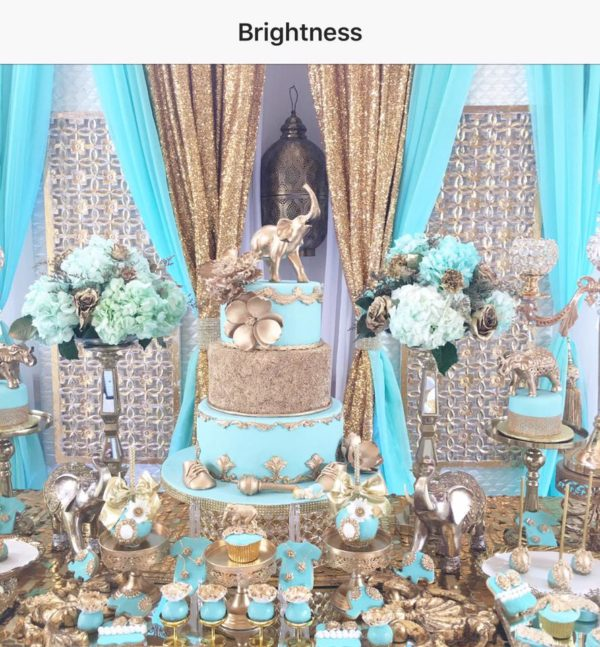 regal-elephant-shower-treat-table