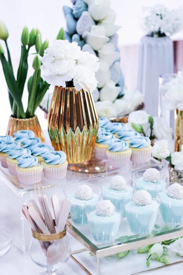luscious-blue-and-gold-shower-cupcakes