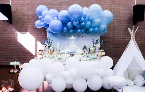 luscious-blue-and-gold-shower-venue