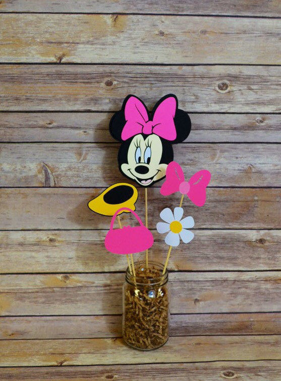 Minnie Mouse Baby Shower Decorations And Party Favors