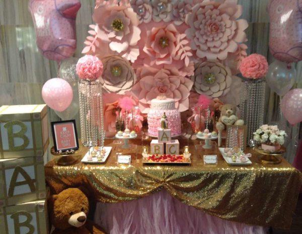 Floral-Pink-Baby-Shower-Flower-Backdrop