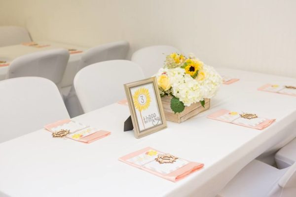 pastel-you-are-my-sunshine-shower-guest-seating