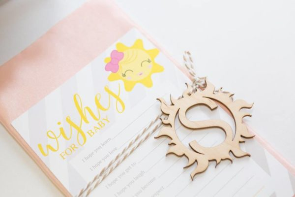 pastel-you-are-my-sunshine-shower-list